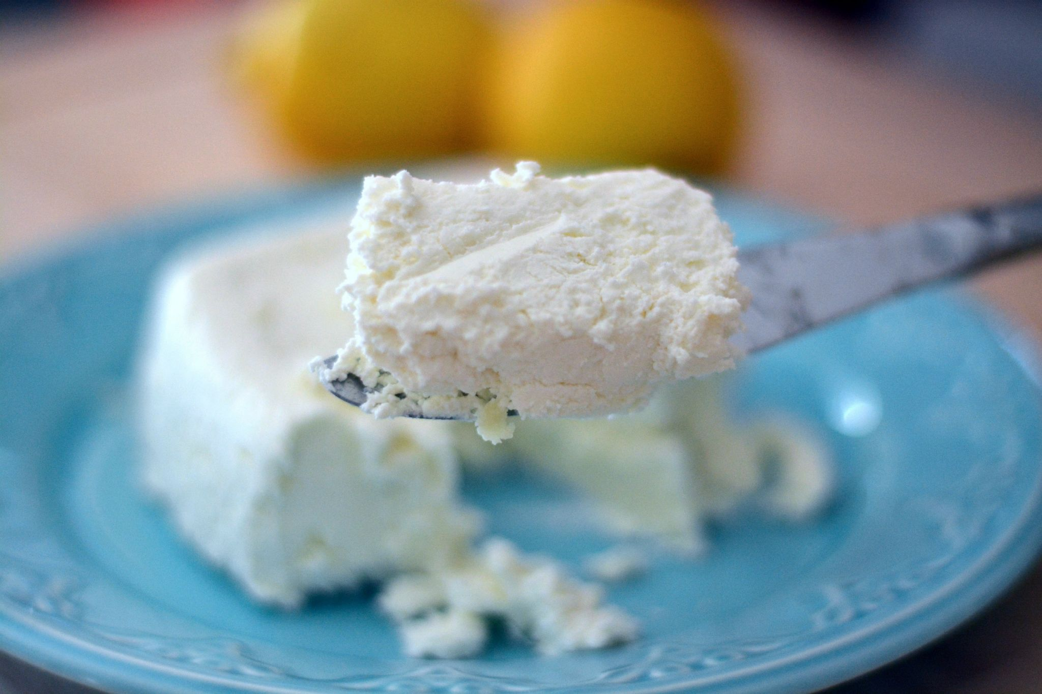 Homemade Colombian Fresh Cheese (Queso Fresco)