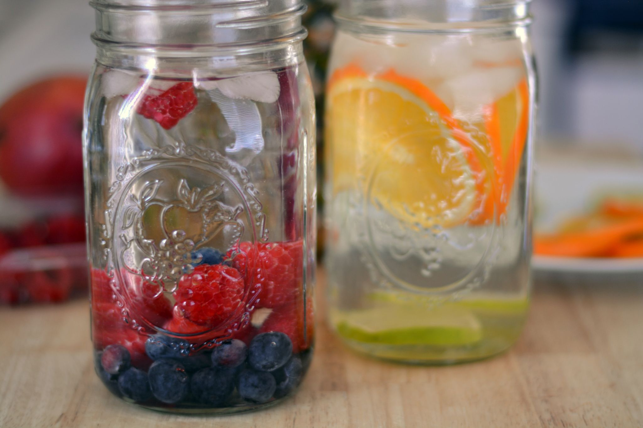 Fruit Flavored Water