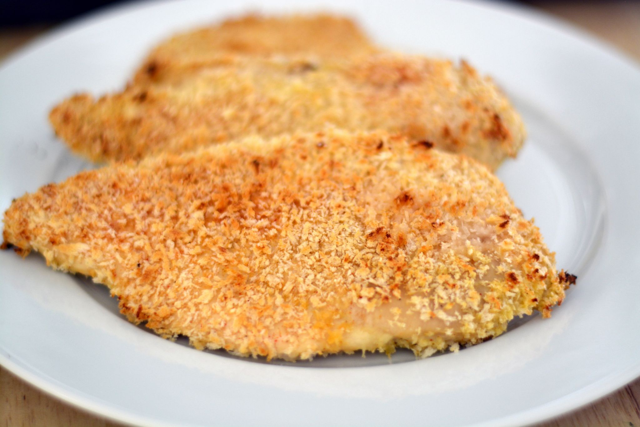 Pollo Frito Al Horno