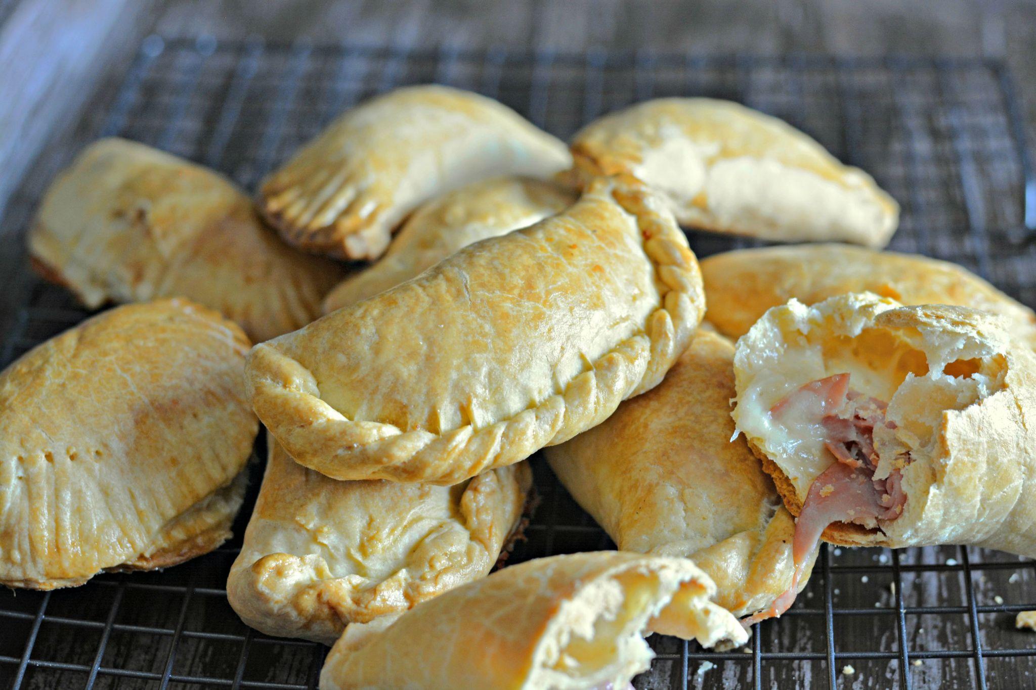 Empanadas de Harina de Trigo