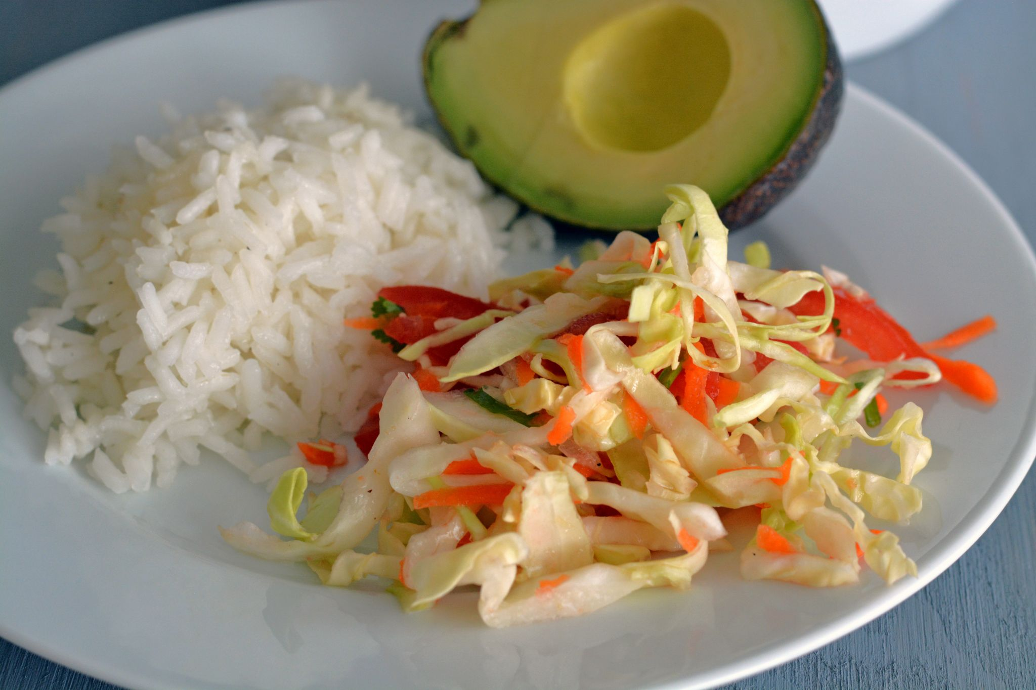 Colombian Simple Salad