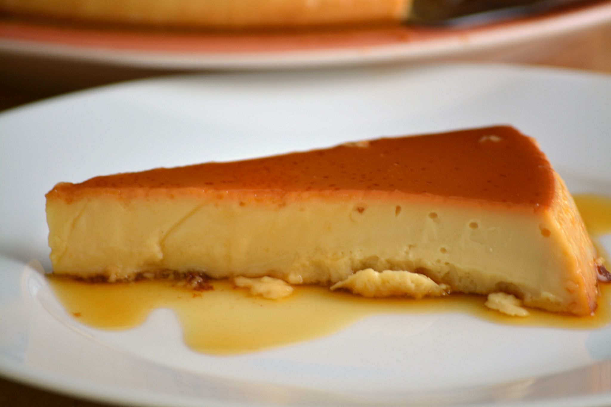 Homemade Flan - Sweet y Salado