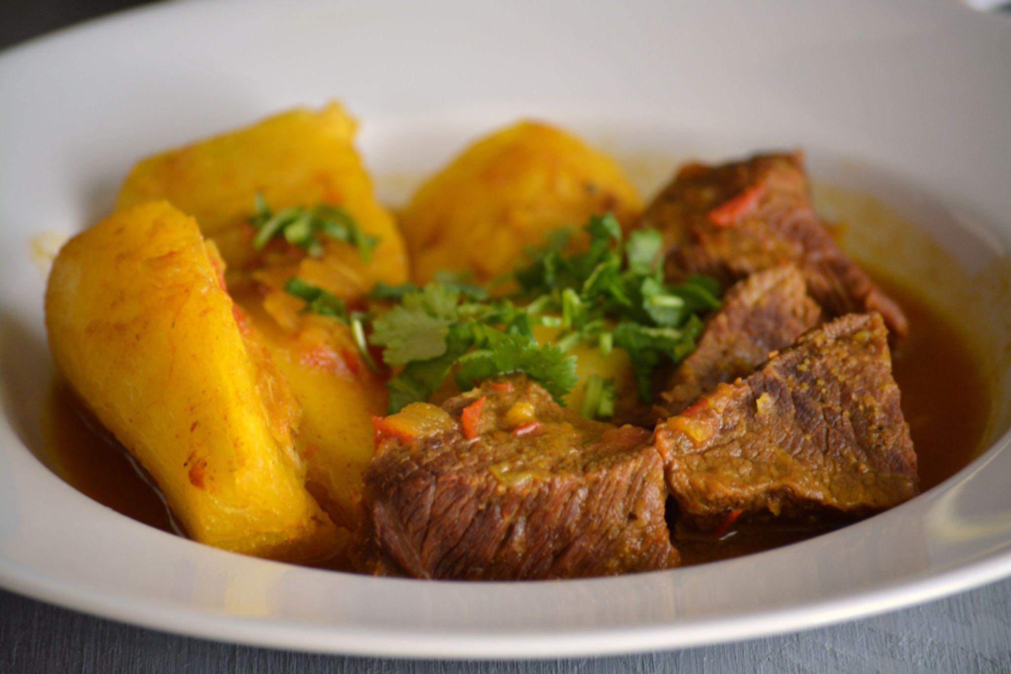 Colombian Beef Stew