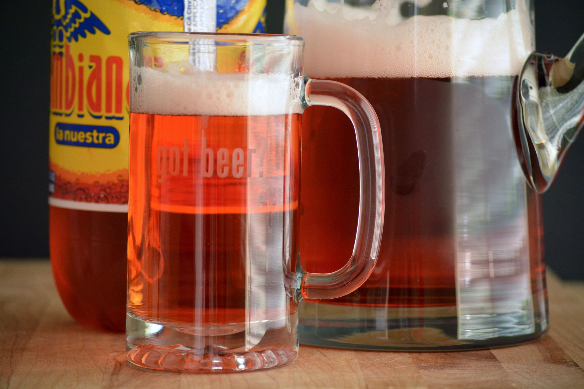 Refajo (Colombian Beer & Soda Drink)