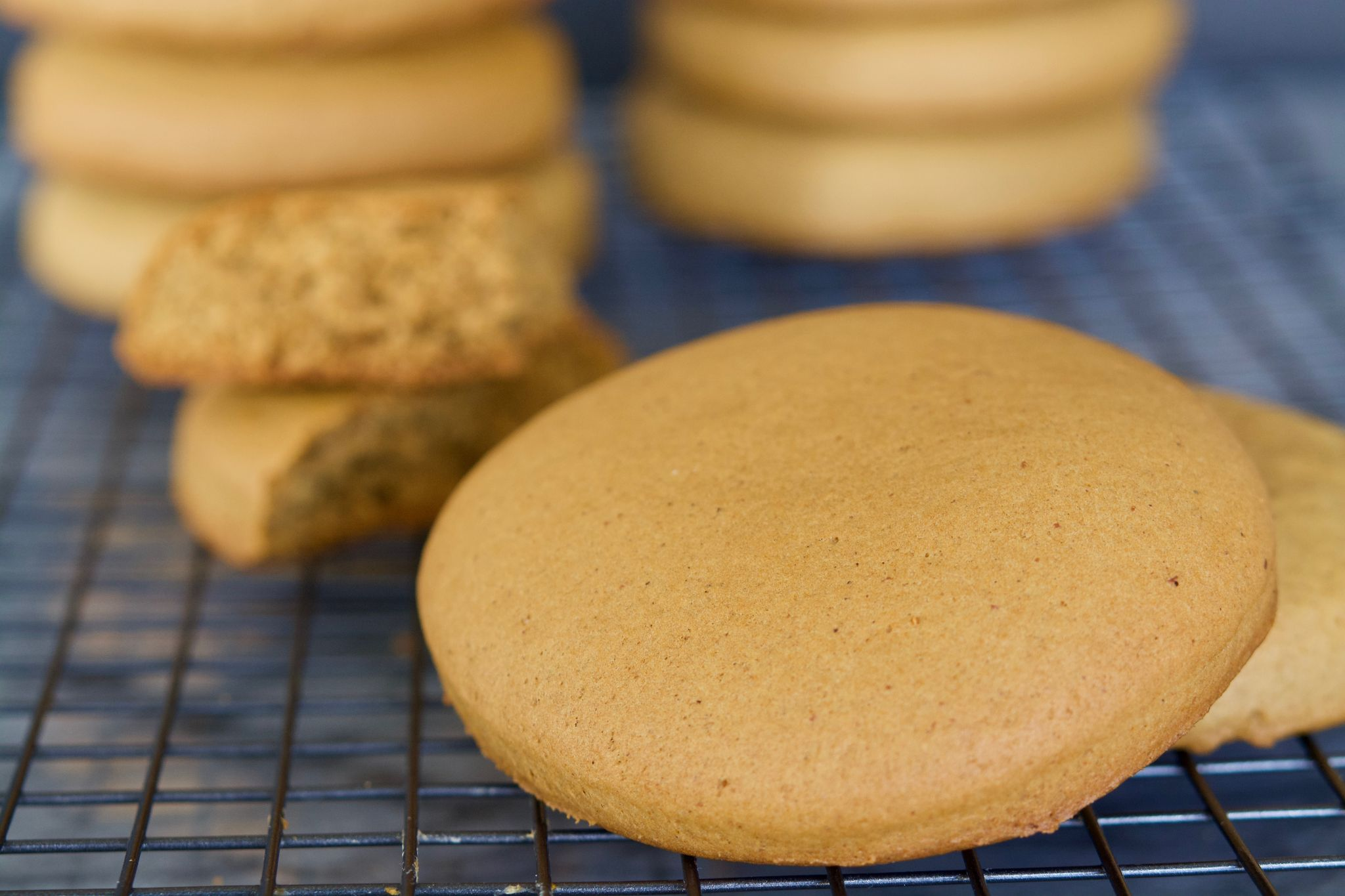 Galletas Cucas (Colombian Gingerbread Cookies)
